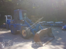Schaeff ZL 80 (w/ Sweeper) used wheel loader
