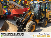 JCB 406 Radlader 3-in- Schaufel lastik tekerli yükleyici ikinci el araç