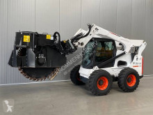 Sleuvenfrees Bobcat S 850 High Flow + WS24 Wheelsaw
