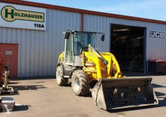 Paus SL 7.7 used wheel loader