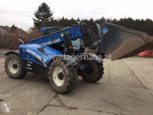 New Holland tweedehands minilader