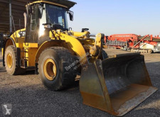 Caterpillar CAT 950 H chargeuse sur pneus occasion