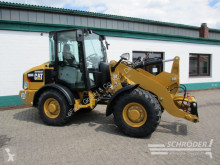 Caterpillar 906 radlader m mini-incarcator second-hand