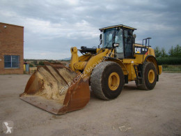 Caterpillar 966 K used wheel loader