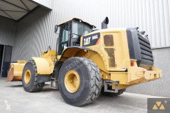 Caterpillar 966L incarcator pe roti second-hand