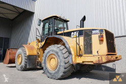Caterpillar 980G II incarcator pe roti second-hand