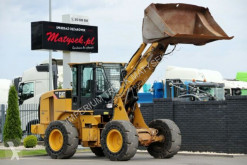 Caterpillar 924 H / WHEELED LOADER / chargeuse sur pneus occasion