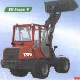 Nakladač mininakladač nc 841 Kabine stage V mit Kubota Motor