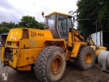 JCB 430 incarcator pe roti second-hand