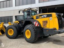 Komatsu WA 470-8 chargeuse sur pneus occasion