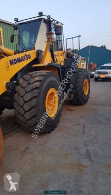 Komatsu WA470-6 na części/for parts used wheel loader
