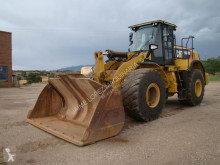 Caterpillar 966 M chargeuse sur pneus occasion