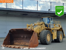 Caterpillar 988H incarcator pe roti second-hand