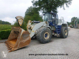 Liebherr L 586 2Plus2 used wheel loader