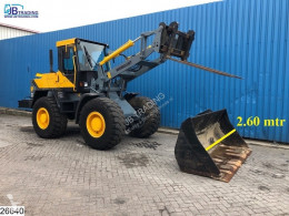 Werklust wheel loader WG-18C Wheel Loader, Bucket 2,60 mtr, Pallet fork