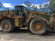 Caterpillar 988G incarcator pe roti second-hand