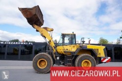 Komatsu WA470-6 26t , Powershift , greasing system used wheel loader