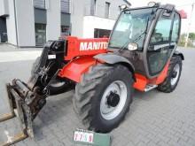 Manitou 735 (634 741 730 JCB 531 535 536 MERLO CAT) chargeuse sur pneus occasion