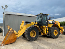 Caterpillar wheel loader 972 M