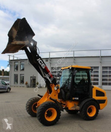 JCB 406 incarcator pe roti second-hand