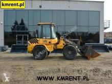 Pala cargadora Volvo L 35 L 25 CAT 906 JCB 2CX 406 417 KRAMER 351 750 850 pala cargadora de ruedas usada