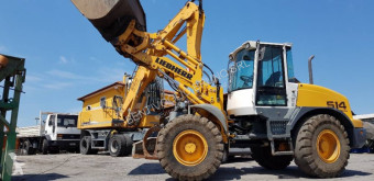 Liebherr wheel loader L 514
