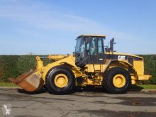 Caterpillar 966G II incarcator pe roti second-hand