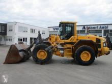 Pá carregadora Volvo L 120 G pá carregadora sobre pneus usada