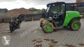 JCB 520-40 incarcator pe roti second-hand
