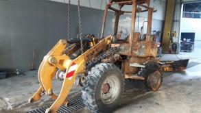 Pala cargadora Terex SKL 834 pala cargadora de ruedas accidentada
