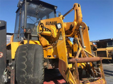 Ahlmann AZ 6 (For parts) damaged wheel loader