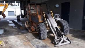 Ahlmann AX 85 pala cargadora de ruedas accidentada