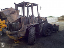 Ahlmann AZ 14 (For parts) damaged wheel loader