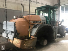 Liebherr L544 damaged wheel loader
