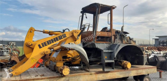 Liebherr L 514 (For parts) incarcator pe roti accidentată