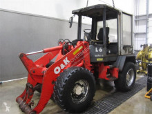 O&K L 6 (For parts) damaged wheel loader