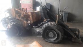 Pala cargadora Ahlmann AX 85 pala cargadora de ruedas accidentada