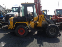 Volvo L 45 incarcator pe roti accidentată