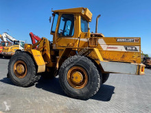 Werklust WG 18 (For parts) damaged wheel loader