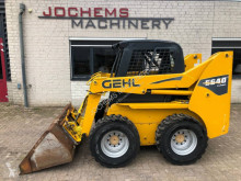 Gehl 5640 E used mini loader