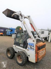 Pala cargadora Bobcat 763 mini pala cargadora usada