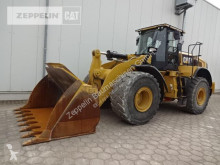 Caterpillar 966MXE used wheel loader