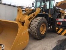 SDLG LG956L used wheel loader