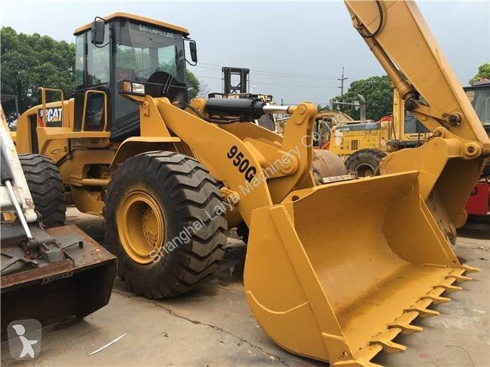 View images Caterpillar 950G 950G loader