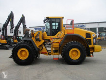 Volvo L150H damaged wheel loader