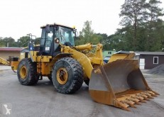 Caterpillar 972G II used wheel loader