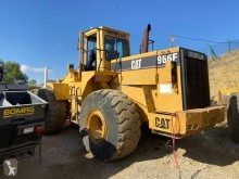 Caterpillar 966F 966F-1 incarcator pe roti second-hand
