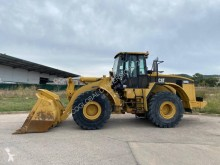 Caterpillar 966G ***FULL STEERING WHEEL*** incarcator pe roti second-hand