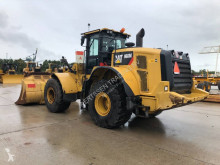 Caterpillar 966 M used wheel loader