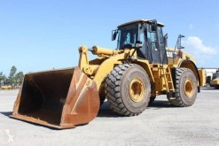 Caterpillar 972H used wheel loader
